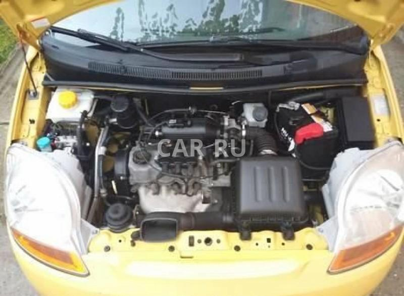 Chevrolet Spark, Афипский