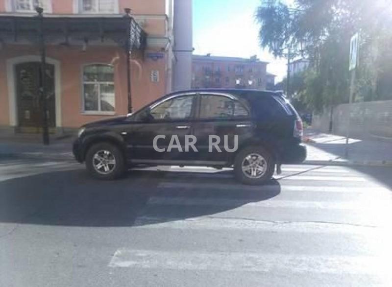 Kia Sorento, Астрахань