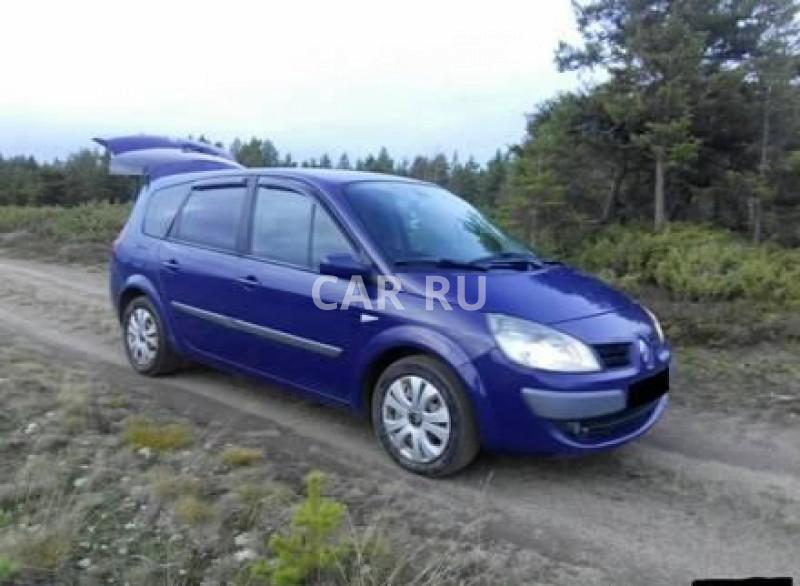 Renault Scenic, Белая Глина