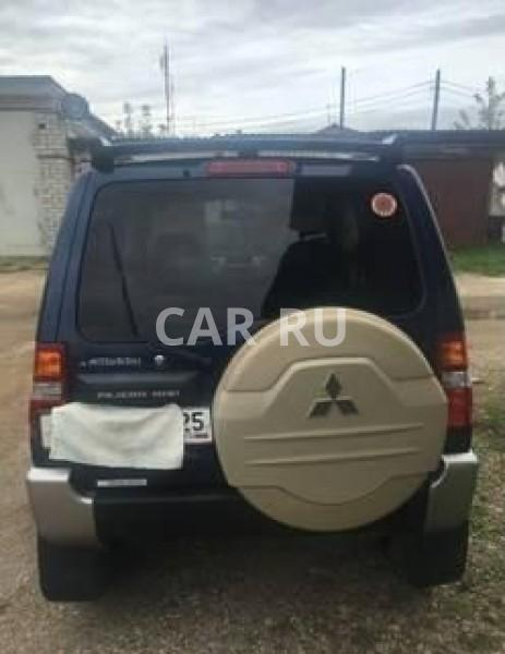 Mitsubishi Pajero Mini, Арсеньев