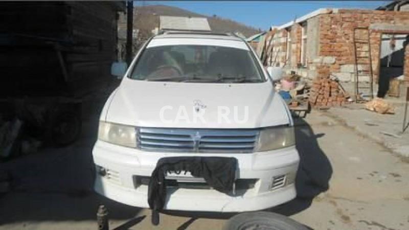 Mitsubishi Chariot Grandis, Агинское