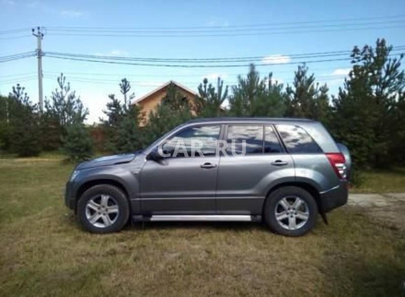 Suzuki Grand Vitara, Архангельск