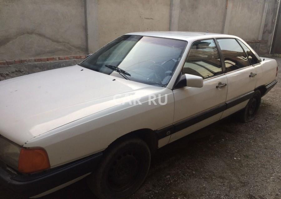 Audi 100, Баксан
