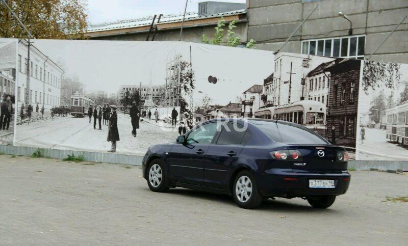Mazda 3, Архангельск
