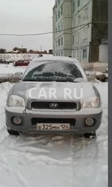 Hyundai Santa Fe, Ачинск