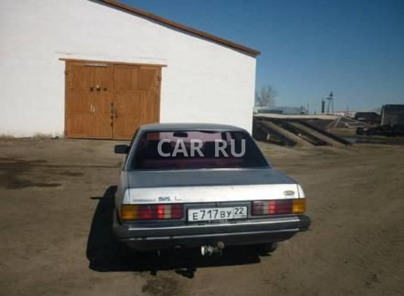 Ford Granada, Барнаул