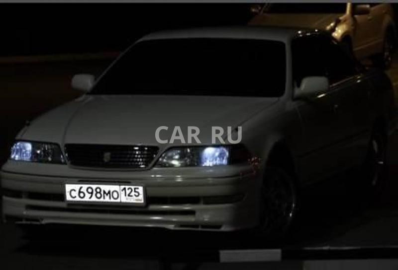 Toyota Mark II, Артём