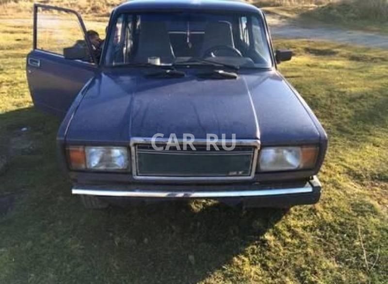 Lada 2107, Байкальск