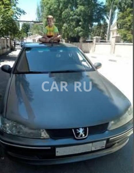 Peugeot 406, Бахчисарай
