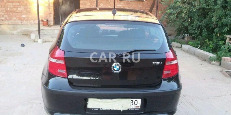 BMW 1-series, Астрахань