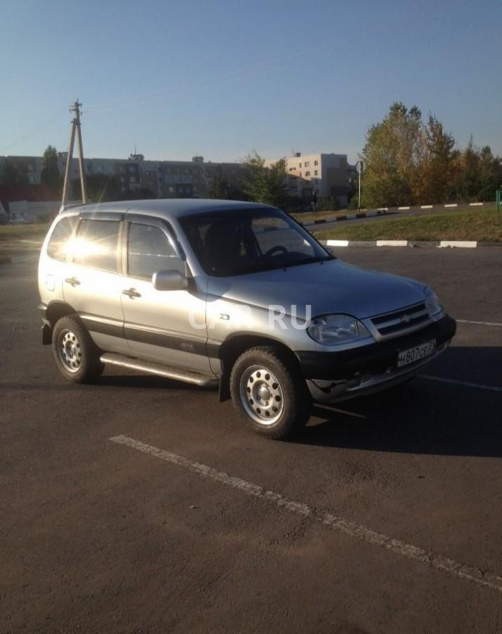 Chevrolet Niva, Белгород
