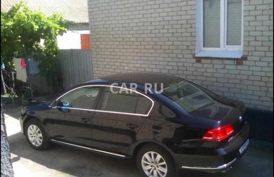 Volkswagen Phaeton, Белгород