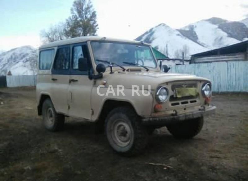 Уаз 469, Ак-Довурак