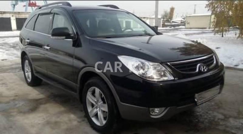 Hyundai ix55, Абакан