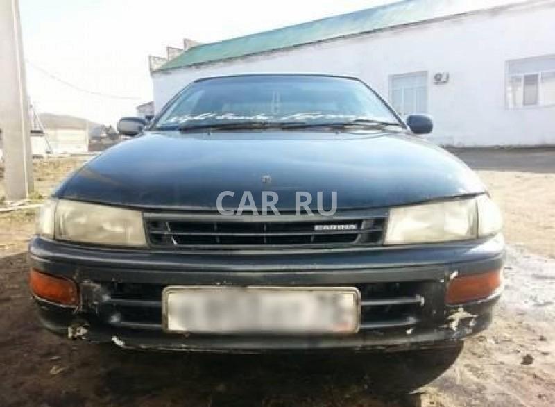 Toyota Carina, Агинское