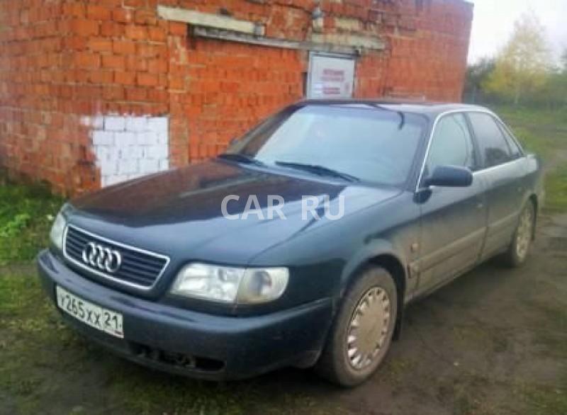 Audi A6, Аликово