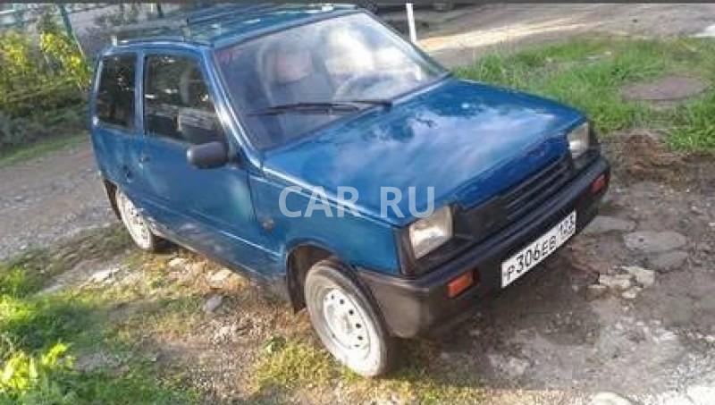 Lada 1111 Ока, Абинск