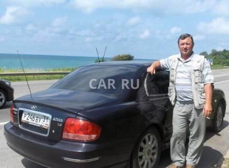 Hyundai Sonata, Белгород