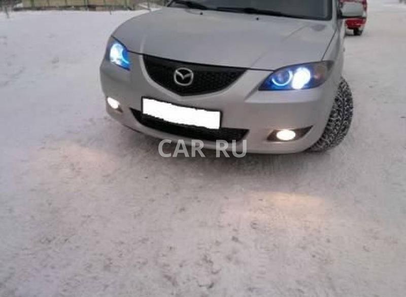 Mazda 3, Анжеро-Судженск