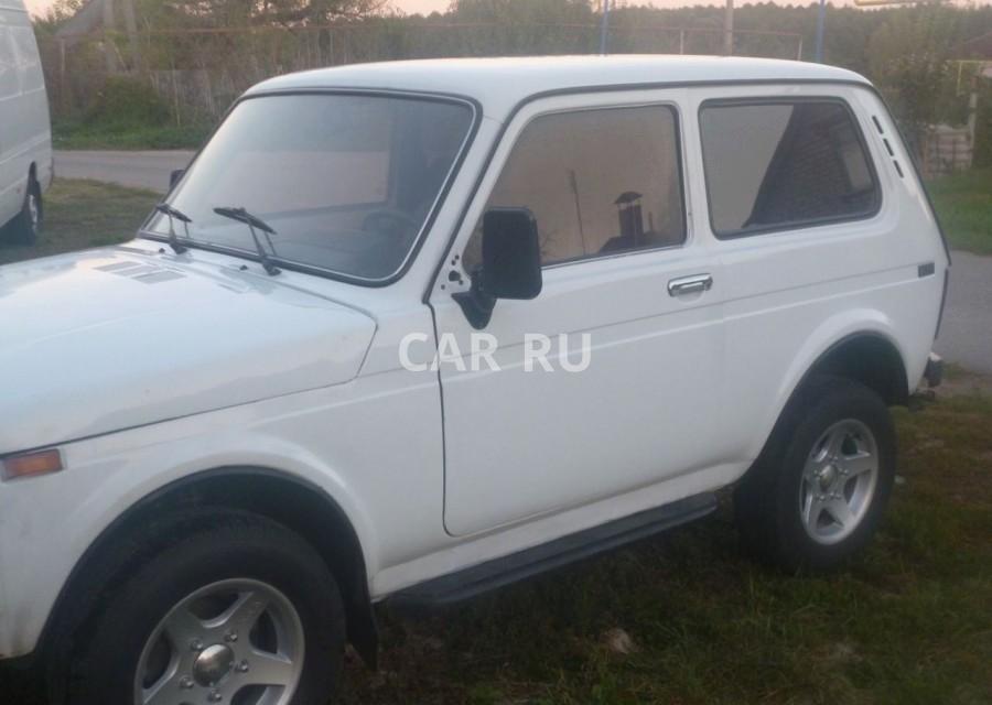 Lada 4x4, Белгород