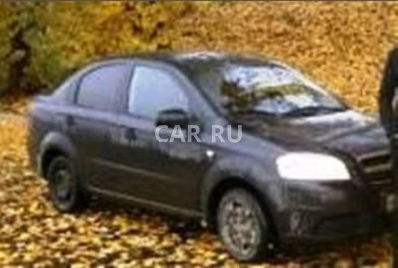Chevrolet Aveo, Архангельск