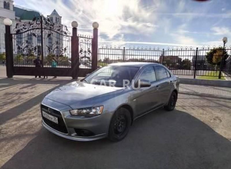 Mitsubishi Lancer, Астрахань