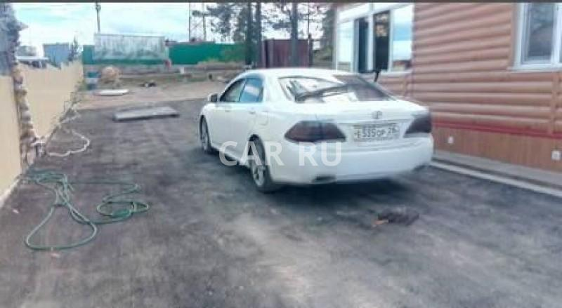 Toyota Crown, Алдан