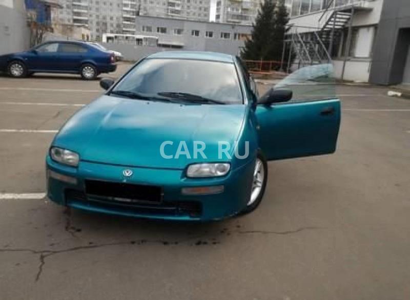 Mazda 323F, Архангельск