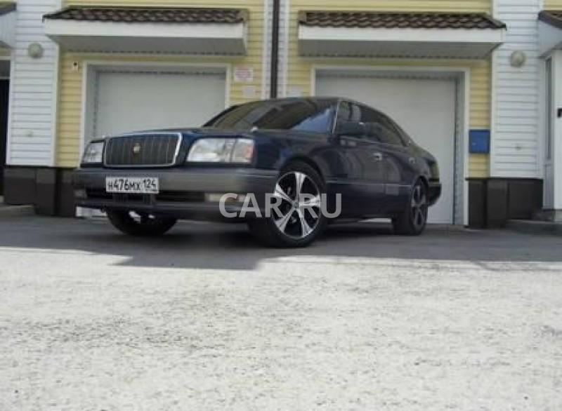 Toyota Crown Majesta, Барнаул