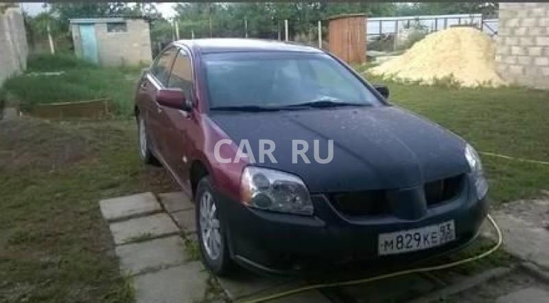 Mitsubishi Galant, Армавир