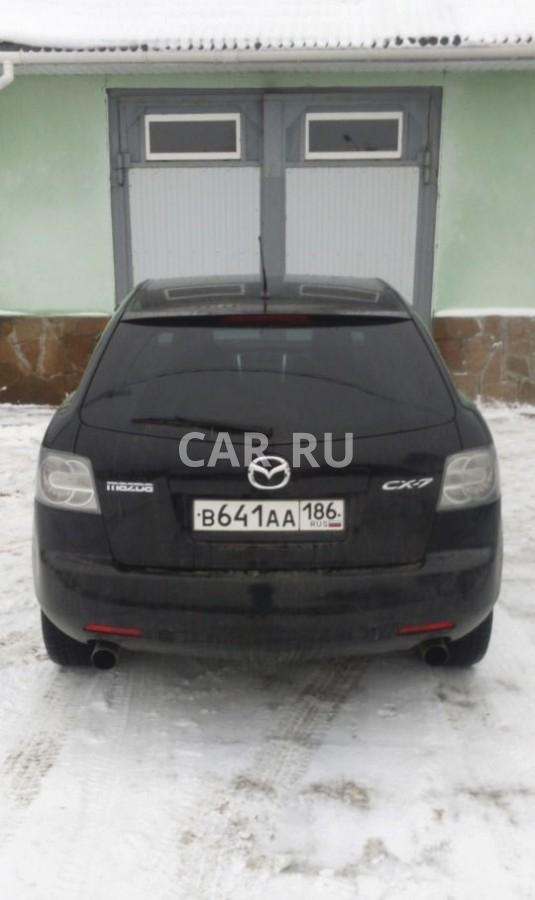 Mazda CX-7, Артёмовский