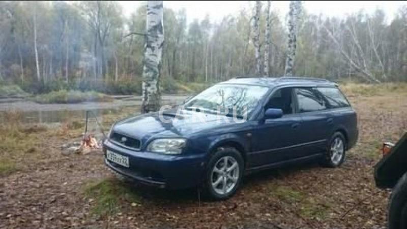 Subaru Legacy, Барнаул