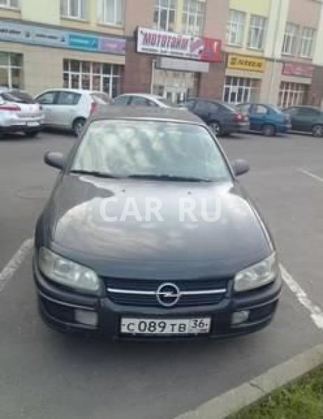 Opel Omega, Белгород