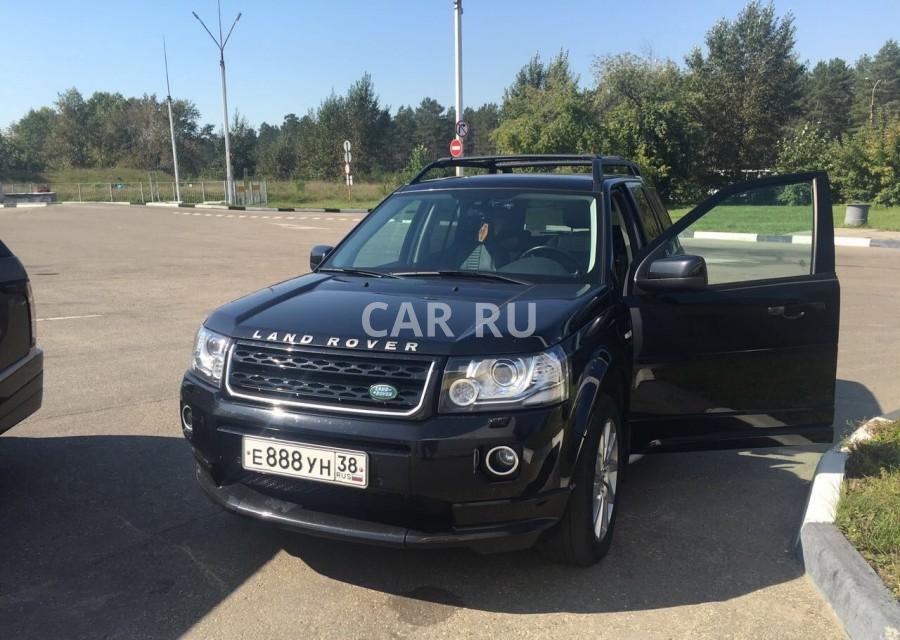 Land Rover Freelander, Ангарск