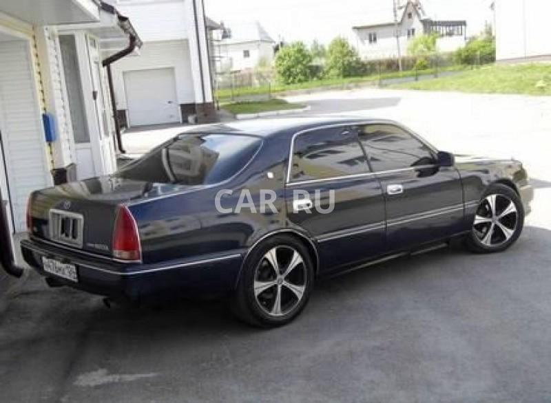 Toyota Crown Majesta, Барнаул