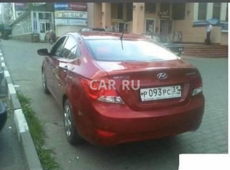 Hyundai Solaris, Белгород