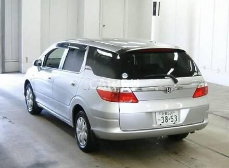 Honda Airwave, Белово