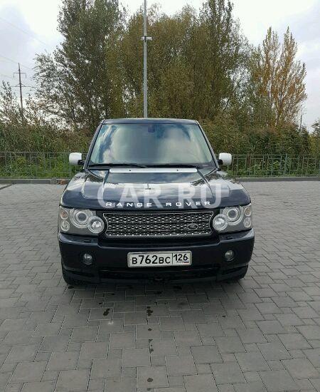 Land Rover Range Rover, Батайск