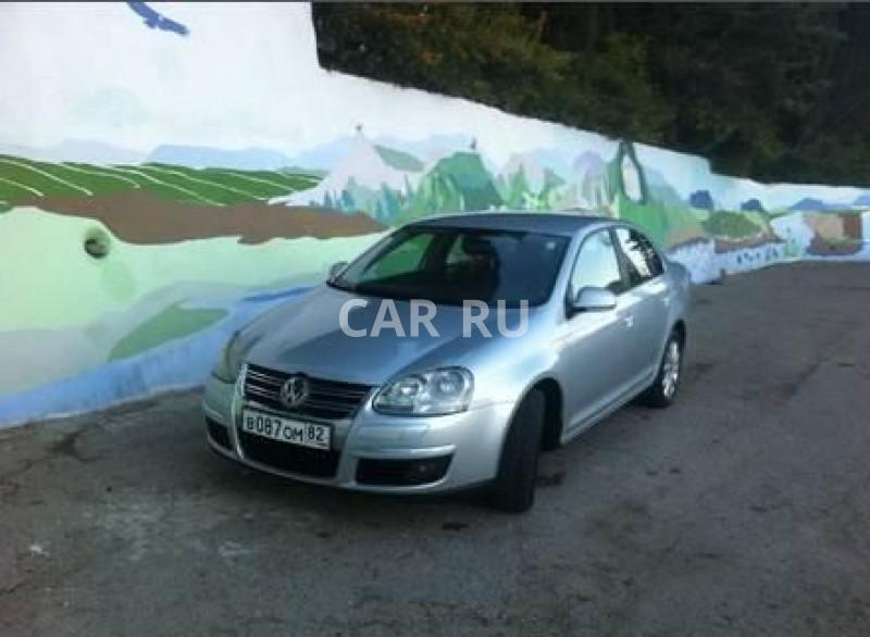 Volkswagen Jetta, Алушта