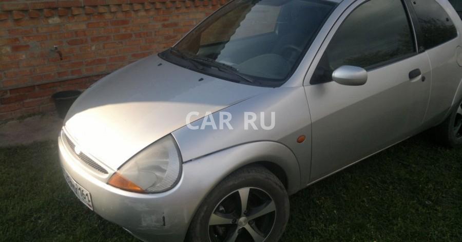 Ford Ka, Азов