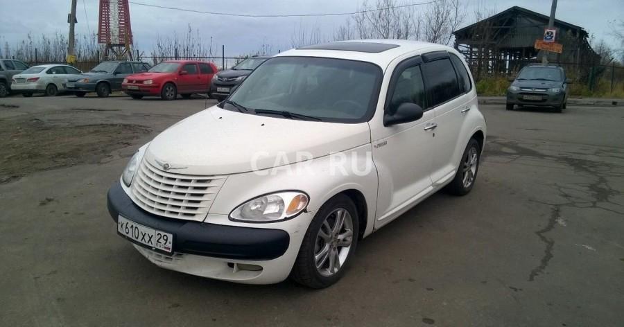 Chrysler PT Cruiser, Архангельск