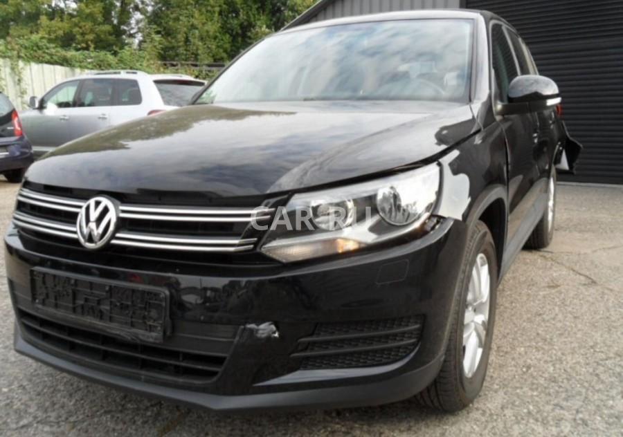 Volkswagen Tiguan, Арзамас