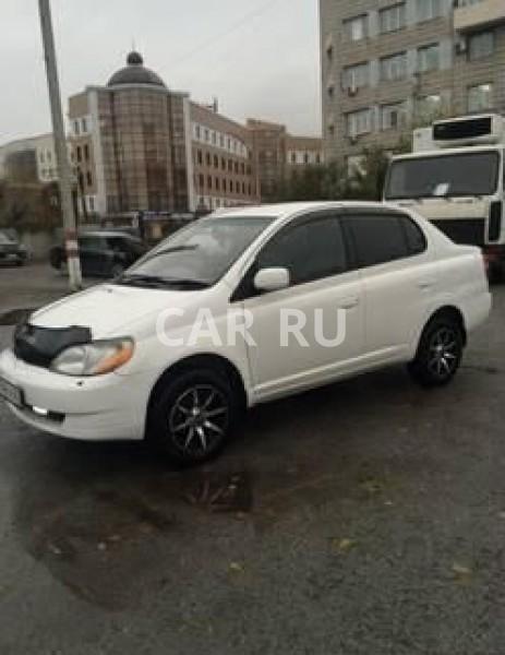 Toyota Platz, Барнаул