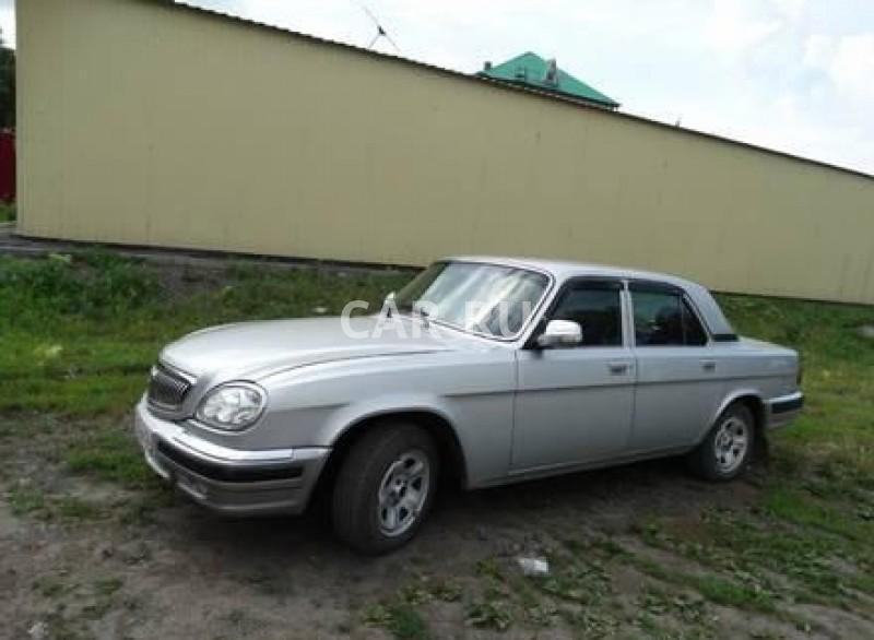 Газ 31105, Барабинск