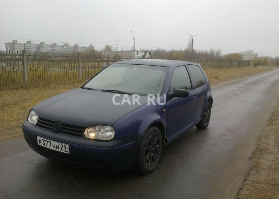 Volkswagen Golf, Архангельск