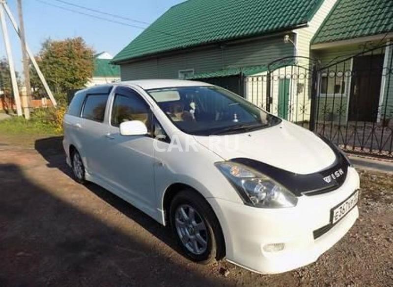 Toyota Wish, Белово