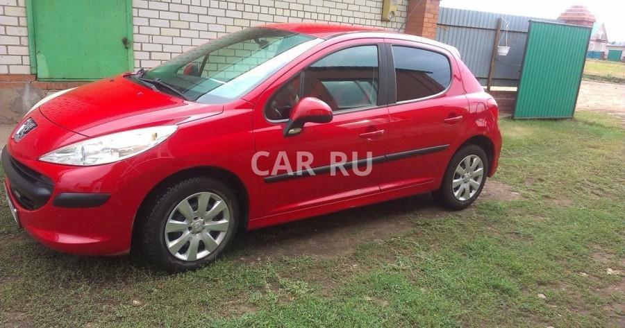 Peugeot 207, Асекеево