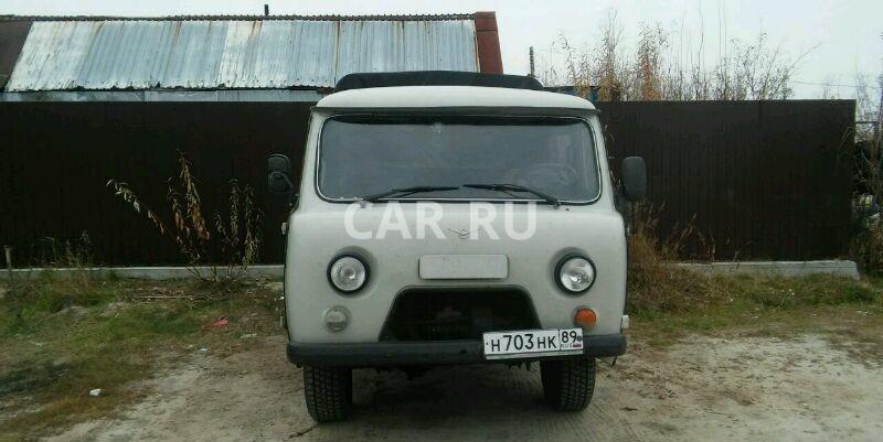 Уаз 3909, Альметьевск