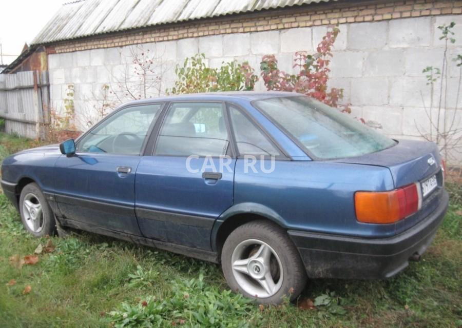 Audi 80, Белинский