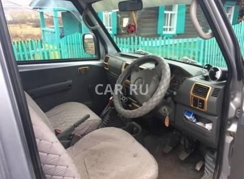 Nissan Clipper, Аксеново-Зиловское